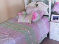 Beautifully hand painted Bedroom Fuurniture for a Child