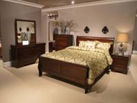 Brand NEW Bedroom Set --ALL WOOD -----  ALL NEW  Queen