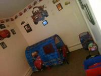 FULL DISNEY CARS ROOM SET. INCLUDES:. Disney