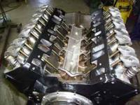 1993 chevy 350 4 bolt factory roller engine
