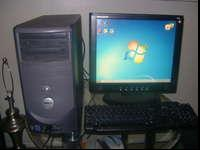 I am selling a Complete Dell desktop system in