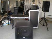 I am selling my digital DJ system. It has the following