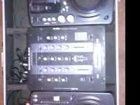 Perfect dj system to start your own business. American