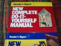 EMERGENCY REPAIR IN YOUR HOME, FIX-IT YOURSELF MANUAL,