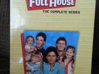 This is NEW SEALED box with the complete FULL HOUSE