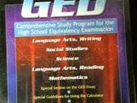 Selling my Contemporary's Complete GED book. This book