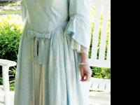 I am offering my handmade Colonial-era costumeperfect