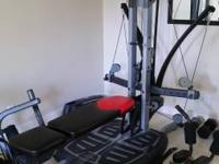 Bowflex Ultimate 2 COMPLETE HOME GYM, WITH OVER 95