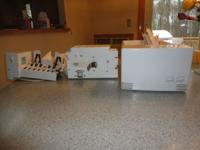 Complete Ice Maker for GE side by side refrigerator.