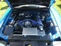I am selling my built mustang 4.6 SOHC engine and