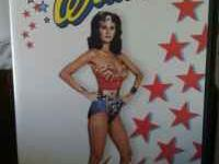 Wow....Complete series Wonder Woman on vhs in excellent