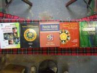 Complete set of nursing books 1000s of dollars worth