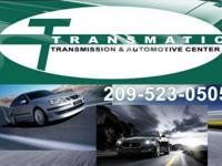 TRANSMATIC TRANSMISSION AND AUTOMOTIVE.  WE ARE A