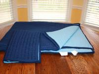 Like new set from smoke free/pet free home includes the