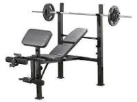 Everything you need for a real home gym. Marcy 756