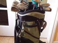 Welcome! I am a golf club repairer, seller and