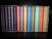 "Complete set of Lemony Snicket's ""A Series of"