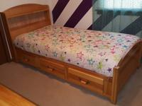 Twin bedroom set - $275.00 (will not separate set) -