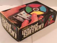 Copyright 1980 from the Milton Bradley Company, this