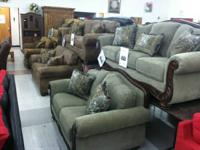 NEW NAME BRAND SOFA AND PASSION SEAT SETS ON SALE !!!