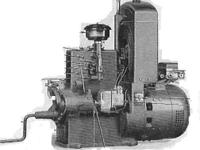 This is a 1946 Kohler Light Plant, they were made in