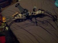 i have a bow that is like brand-new. $700 set-up. i've