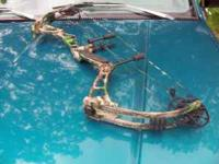 "2010 Compound Bow Darton 3800, 60 lbs., 30"" , $400.00"