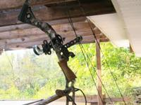 Selling my 2007 Mathew's Switchback Compound Bow.
