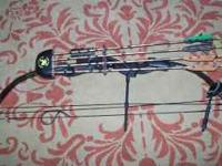 COMPOUND BOW Proline Raven aned MORE This Compound Bow