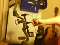 I Have for sale, a High country, compound bow. This bow