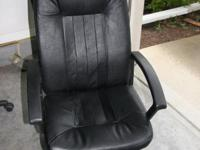 Computer Chair, good condition, $40.  Location: S.