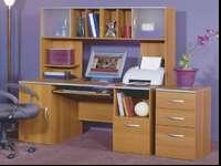 For sale is a Bush Furniture self assembly desk