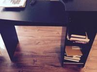 i am selling a gently used computer/study desk which is