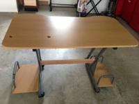 Computer desk for sale. It was originally from