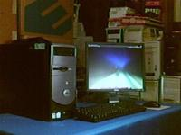 Dell Dimension B110 Desktop System. Consisted of is cpu