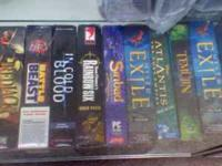 Tons of assortated comp games new in boxs. Over 80