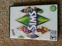 Everything is $5 Each. Accept the SIMS 3 it is $10.