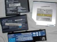 Sanyo Lithium AS07B31,Gateway M30CRV,Sony (vaio)
