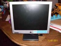 "Computer monitor 15"" by eMachines. Contact  Location:"