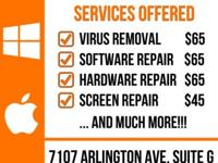 Computer Repair in located in Riverside! Every computer