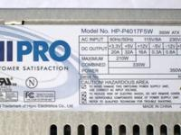 HIPRO Computer Power Supply offered for Parts or