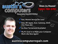 Austin's Computer Repair is here for all your computer