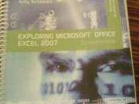 Exploring Microsoft office/Excel 2007 No back cover