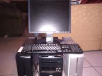 Various computers, laptops & monitors, including: