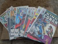 The full set of 55. All in V/G to Mint condition, been