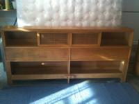 CONANT BALL RUSSEL WRIGHT KING SIZE Headboard $275 ***