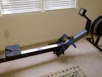 Selling my Concept 2 Model C Rower which also has the