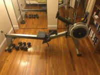 I'm selling this great exercise machine because I'm