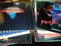 Concert programs with the years. There are 28 programs.