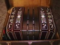Hengel Concertina 4 years old! Manufactured by Jerry